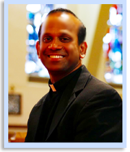 Rev. Dr. William V. Kaliyadan, M.S. Pastor