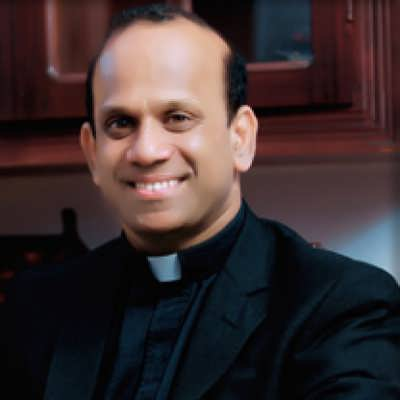 Rev. Dr. William V. Kaliyadan, M.S.